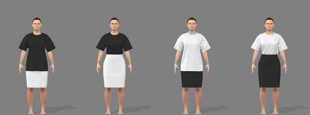 「着やせ効果」狙えるファッションは?大阪大学チームが検証