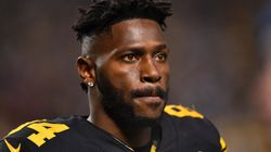 Patriots Player Antonio Brown Accused Of Rape: