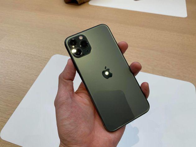 3眼カメラ搭載の「iPhone 11