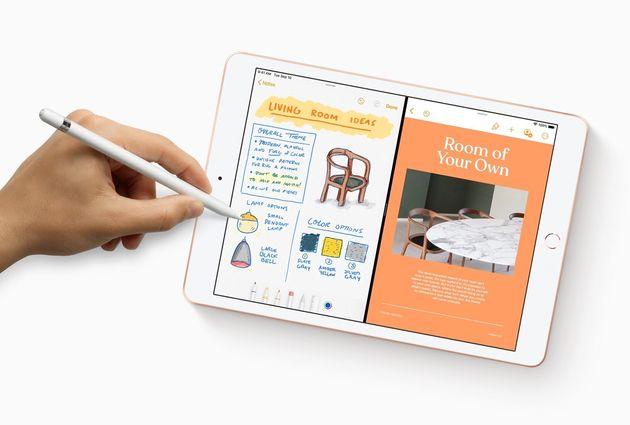 10.2インチのiPad(第7世代)