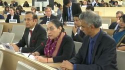 Pak Leaders' Claims Of Genocide In Kashmir Far From Reality, India Tells UN Human Rights