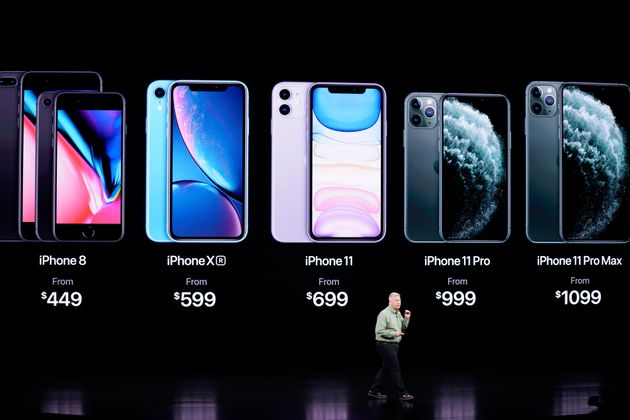 Phil Schiller, Senior Vice President of Worldwide Marketing, talks about the new iPhone 11 Pro and Max,...