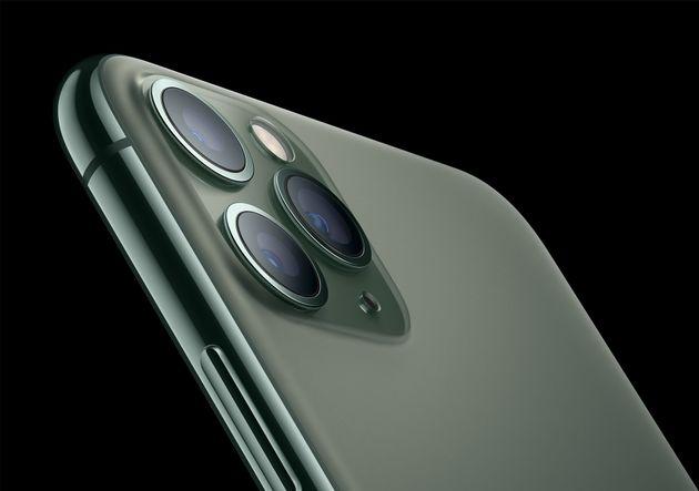 애플이 10일(현지시각) 공개한 아이폰11프로와 아이폰11프로