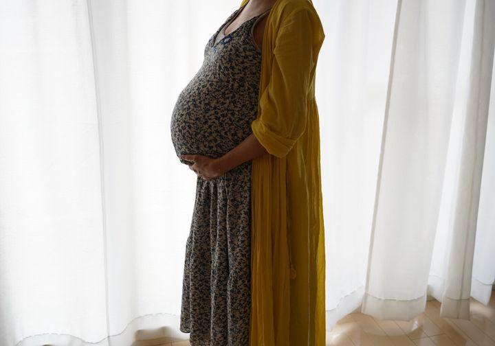 妊婦のイメージ写真