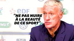 Didier Deschamps soutient Noël le Graët après ses déclarations sur l'homophobie dans les