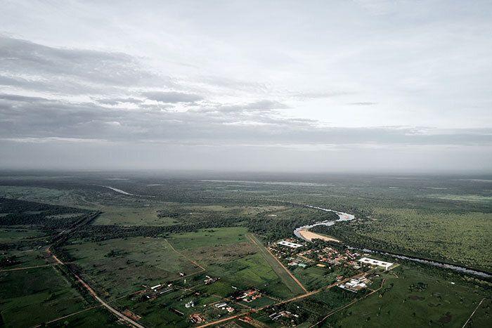 Το καλύτερο κτίριο στον κόσμο βρίσκεται σε μια απομακρυσμένη, φτωχική περιοχή στη Βραζιλία