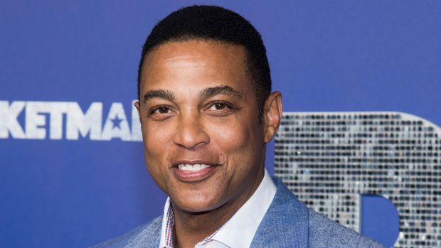 "Don Lemon attends the premiere of ""Rocketman"" at Alice Tully Hall on Wednesday, May 29, 2019, in New York. (Photo by Charles Sykes/Invision/AP)"