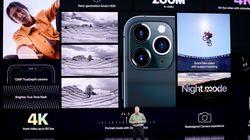 Apple presenta iPhone 11: tre modelli con tre fotocamere (e prezzi un po' più