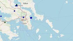 Σεισμός 3,8 Ρίχτερ στον Νότιο