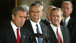 Η εμπλοκή των ΗΠΑ στο Ιράκ κατά την προεδρία του Τζορτζ Μπους (του
