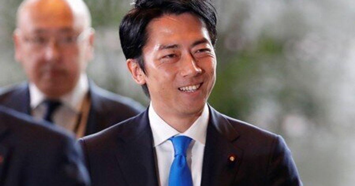 小泉進次郎氏が環境大臣に。育休取得については「この固い社会が変わる ...