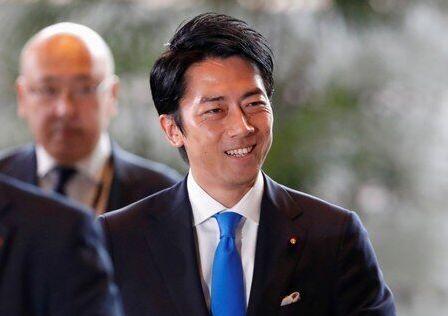 環境相として初入閣が決まった小泉進次郎氏