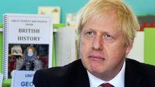 Boris Johnson Suspendierung Von Parlament War