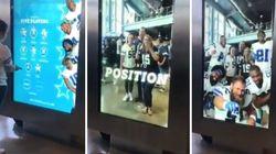 Con questa nuova tecnologia i tifosi non dovranno più inseguire i propri idoli per farsi un selfie