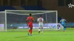 Football: Les Lions de l'Atlas remportent le match amical face au