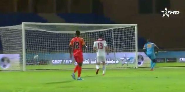 Le Maroc s'est imposé 1 à 0 face au Niger le 10 septembre 2019 au Grand stade de