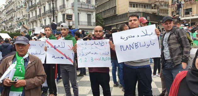 Les algériens et