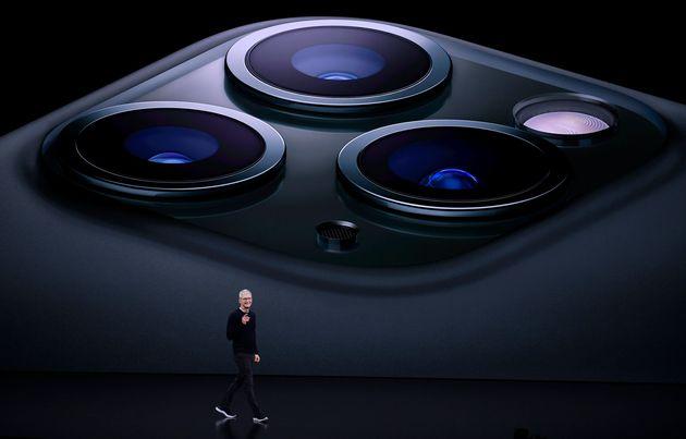 Le tre fotocamere del nuovo iPhone possono infastidire chi