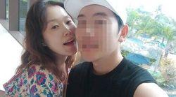 임신 6개월차인 박슬기가 남편과 태교여행을
