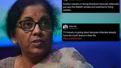 Millennials Have 'Destroyed' Every Industry Since Nirmala Sitharaman's Remarks On The Auto