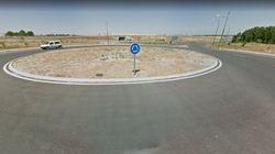 Esta rotonda de Segovia se hace viral en Twitter: ¿tú entiendes algo de lo que
