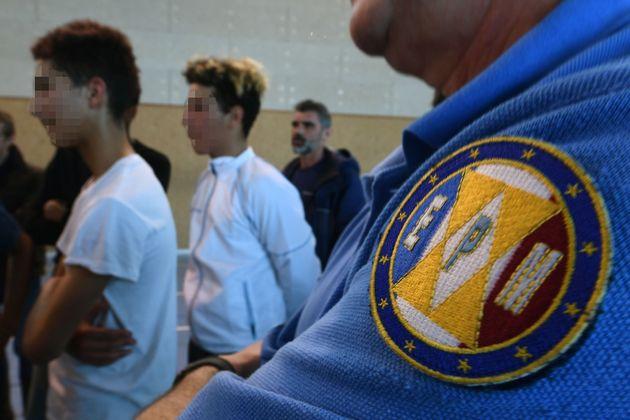 Établissement pénitentiaire pour mineurs à Marseille (photo