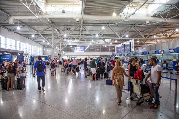 Αεροδρόμιο Αθηνών: Ρεκόρ όλων των εποχών τα 3 εκατ. του