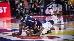 La selección de Estados Unidos cae ante Francia en el Mundial de Baloncesto en