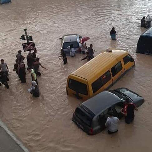 Inondations à