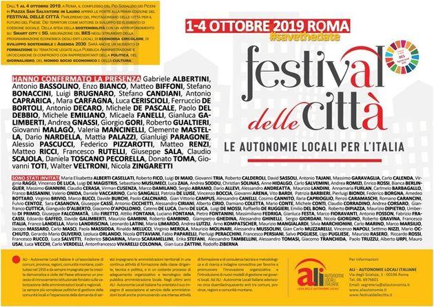 festival delle