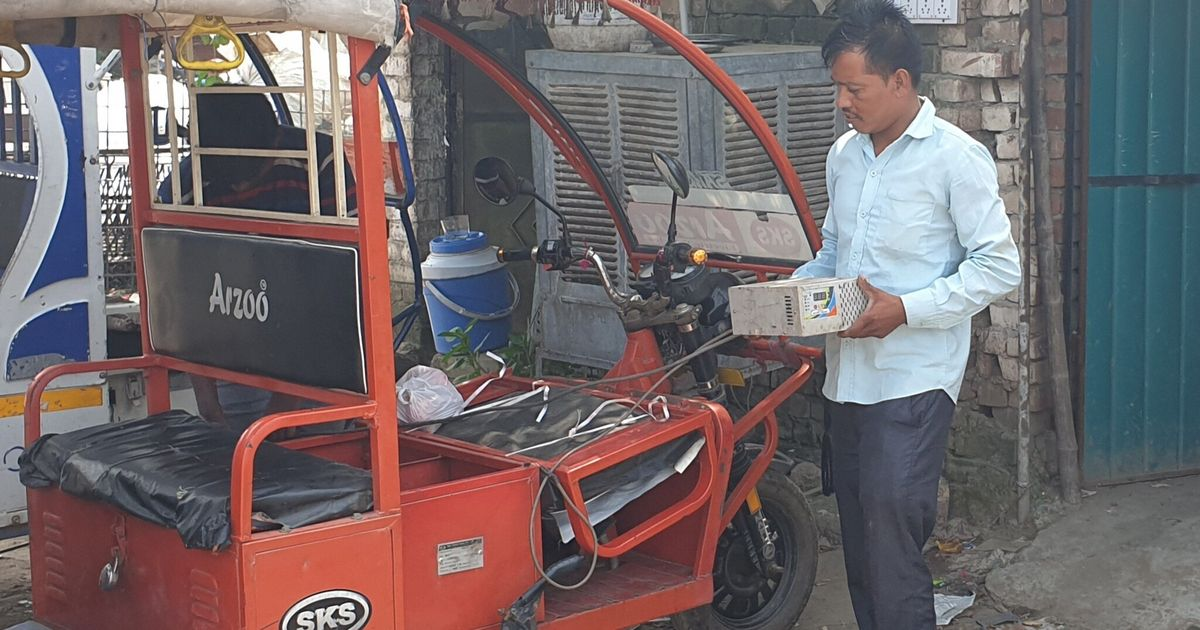As E Rickshaws Go Green Why Are Environmentalists Seeing Red