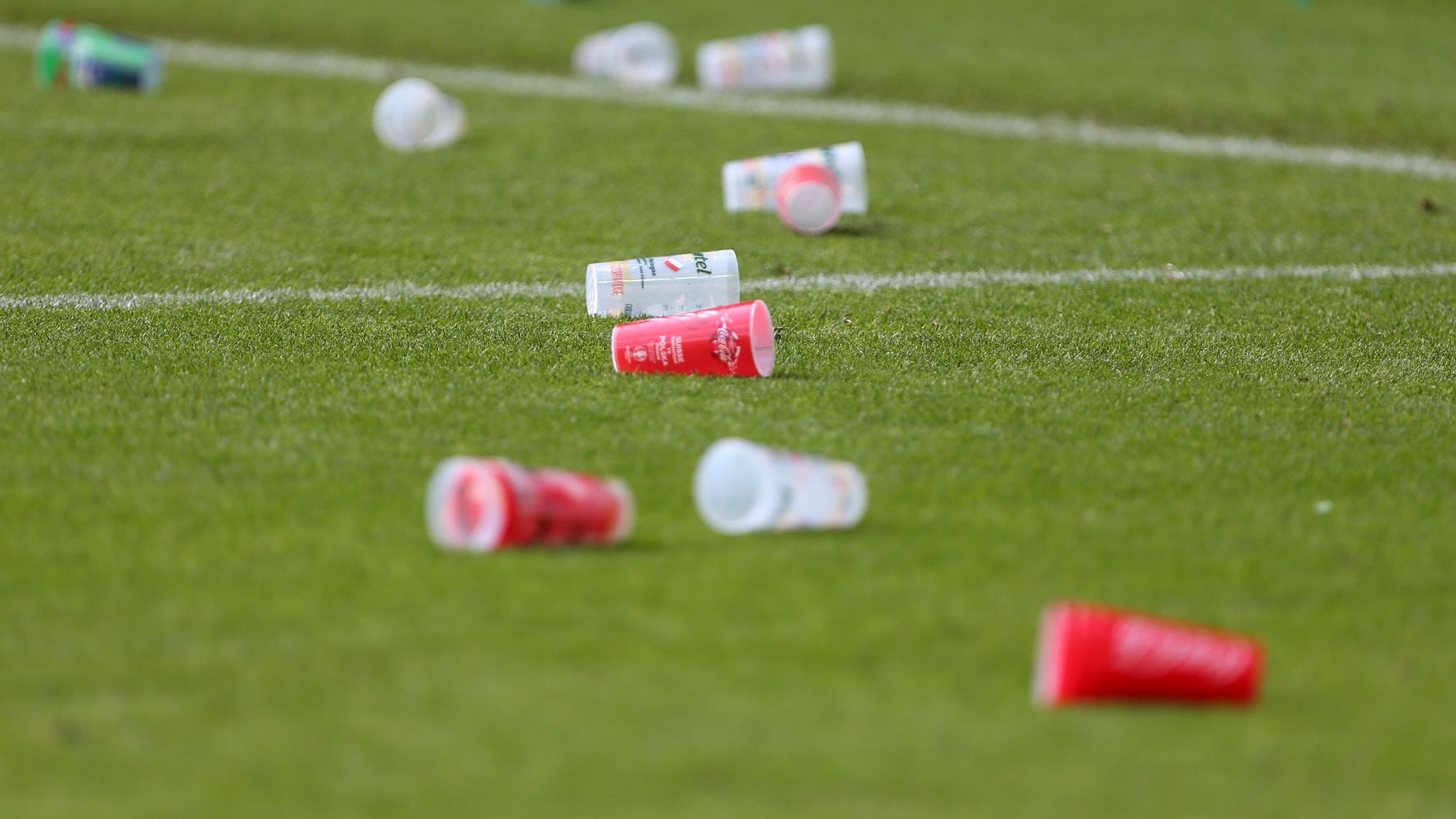 Football Fans Want Their Clubs To Give Single-Use Plastic The Boot