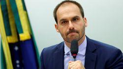 Eduardo Bolsonaro diz já ter votos para virar embaixador nos