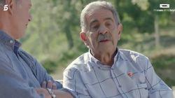 Revilla rompe a llorar con Bertín Osborne en 'Mi casa es la tuya' al hablar de su