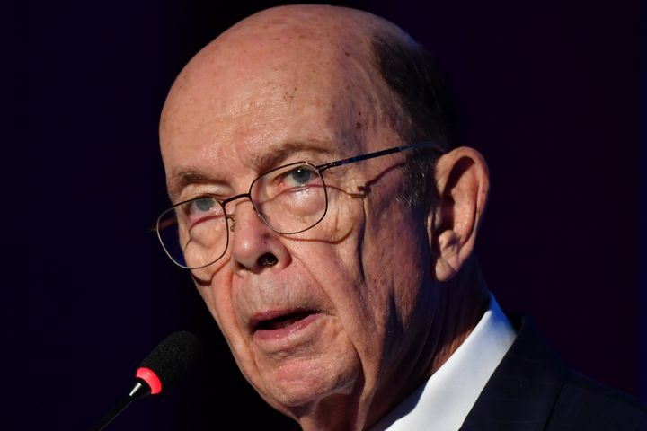 Commerce Secretary Wilbur Ross reportedly pressured NOAA to support Trump's claims about Alabama.