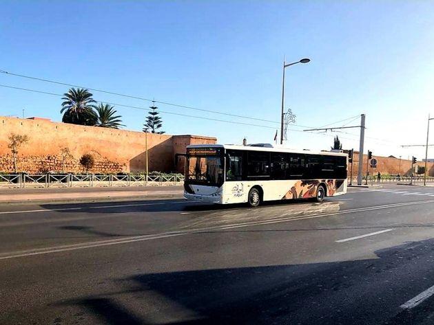 Les nouveaux bus de Rabat fonctionnent depuis le mois d'août