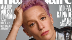 Megan Rapinoe Reflects On Trump's 'Ridiculous' Interference With The World