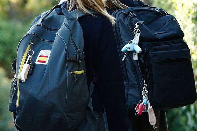 ¿Con qué adornan Leonor y Sofía sus mochilas? Aquí puedes conseguir esos divertidos