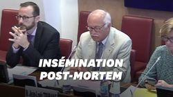 La PMA post-mortem écartée (pour l'instant) de la loi