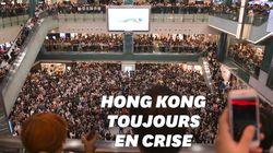 Pourquoi les manifestations continuent à Hong Kong malgré le pas en arrière de