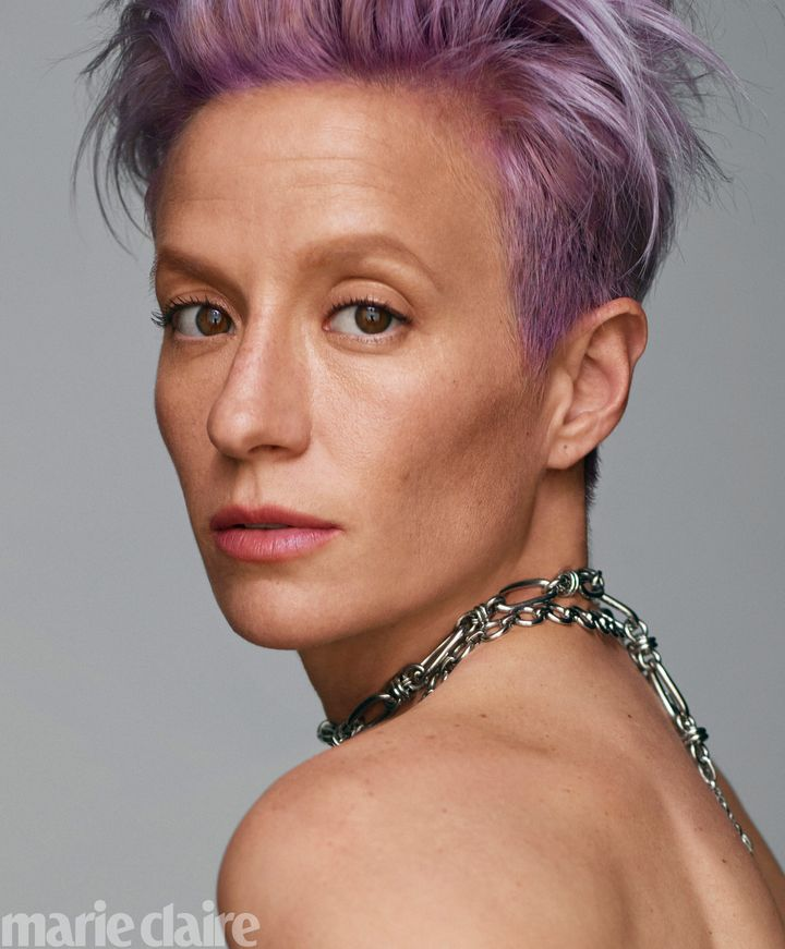 Westlake Legal Group 5d792427240000c92b77ce61 Megan Rapinoe Reflects On Trump's 'Ridiculous' Interference With The World Cup