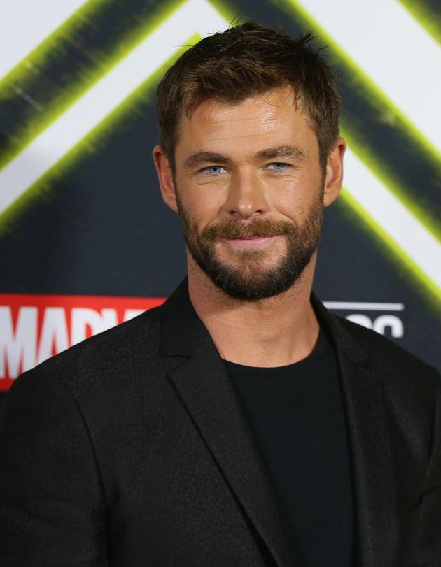 Chris Hemsworth arrives for the premiere screening of Thor: Ragnarok on Oct. 15, 2017 in Sydney, Australia....
