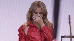 Kylie Reveals Why Glastonbury Set Left Her In