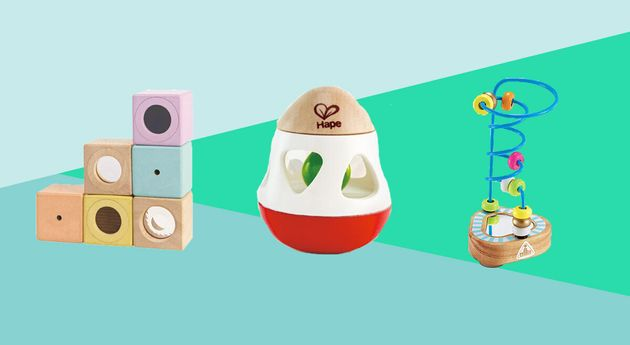 Best Wooden Toys For Babies And Toddlers This Christmas