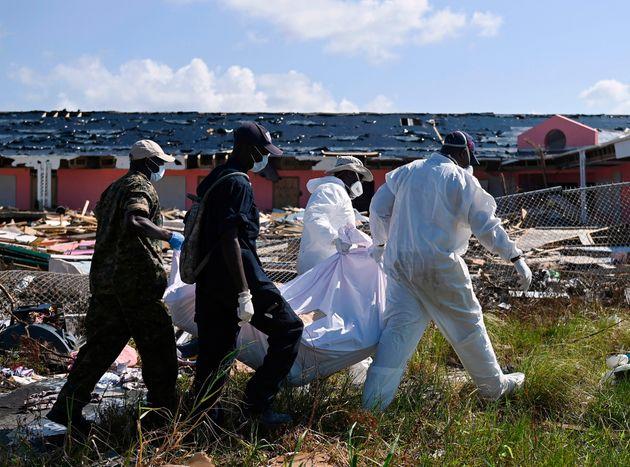 Μπαχάμες: Στους 2.500 οι αγνοούμενοι μετά το πέρασμα του κυκλώνα