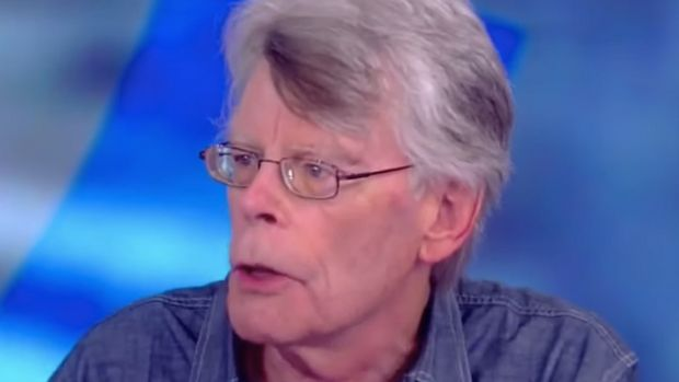 Stephen King on The View
