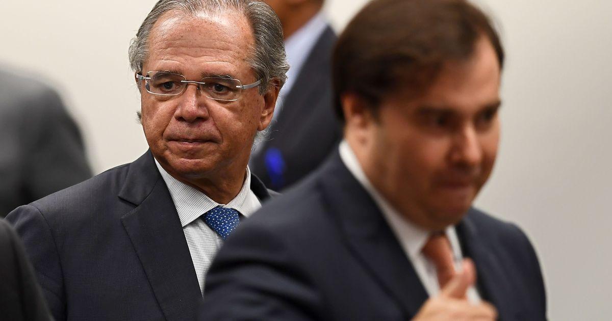 Nova CPMF enfrentará 'obstáculo muito grande', diz Rodrigo Maia