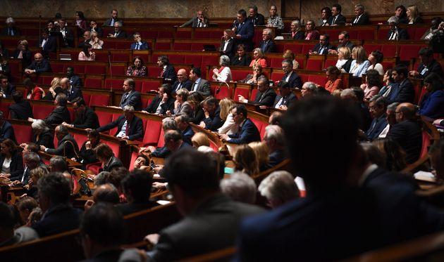 L'hémicycle de l'Assemblée