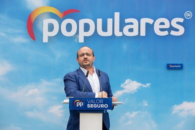 El PP ofrece asistencia jurídica a los identificados por emitir el himno de España en la