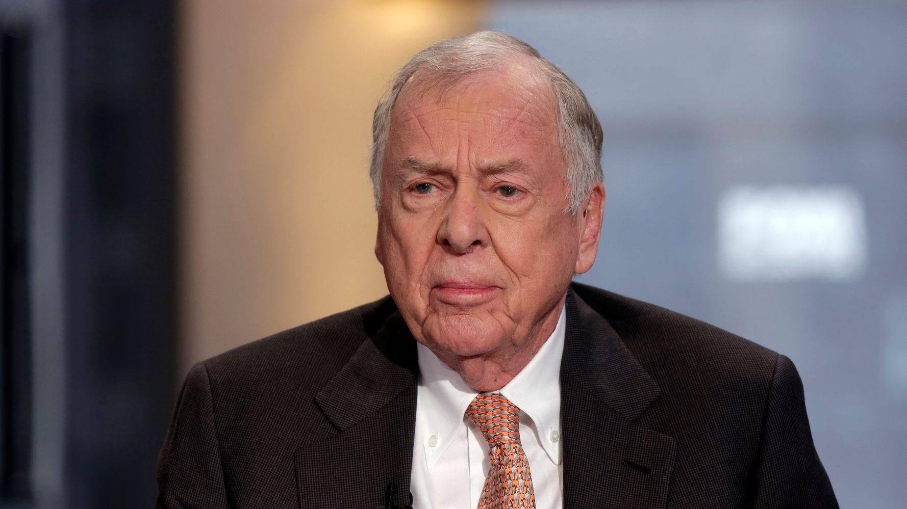 Westlake Legal Group 5d793e183b00002a74d0db45 Billionaire Oilman T. Boone Pickens Dead At 91